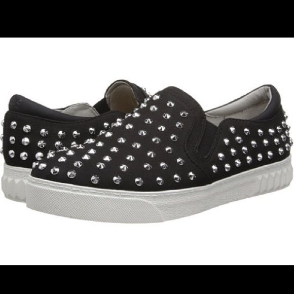 20e3d3045 Circus by Sam Edelman Shoes - Circus by Sam Edelman Studded Slip On Sneakers
